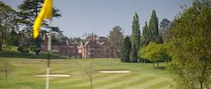 Welcombe Club, Stratford-on-Avon, Warwickshire