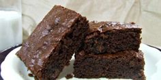 Paleo Brownies   Cassidy's Craveable Creations