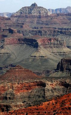 Grand Canyon - the pictures don't even compare. The views are stunning