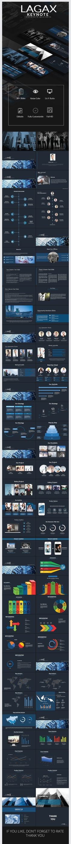 CREATIVE   Multipurpose Keynote Template (V31) Cleanses, Vector   Firm  Profile Format  Firm Profile Format