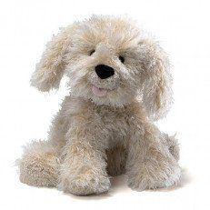 Karina Labradoodle 10.5 in A cute and cuddly Designer Pups labradoodle that's sure to become any plush lover's best friend. Features accurate details that are sure to please fans of poodles and labs #USA