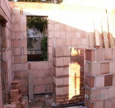 murowanie ścian z pustaków porotherm 25