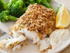 Knuspriger Kabeljau ist ein Rezept mit frischen Zutaten aus der Kategorie Meerwasserfisch. Probieren Sie dieses und weitere Rezepte von EAT SMARTER!