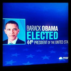 Alert: Barack Obama (D) wins another term of the Presidency! Four More Years! #BarackObama #Election2012 #2012elections