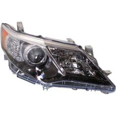 2012-2014 Toyota Camry Head Light RH, Lens And Housing, Hid