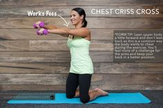 Sleek and sexy arms barre workout