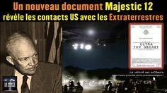 ★ Un nouveau document MJ12 révèle les contacts US avec les Extraterrestr...