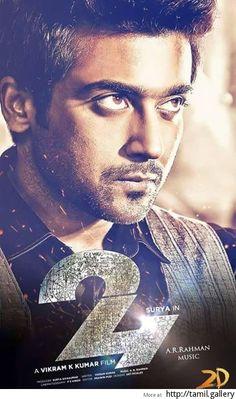Suriya starts dubbing for 24 - http://tamilwire.net/53124-suriya-starts-dubbing-for-24.html