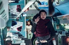 TRAIN TO BUSAN is a harrowing zombie horror-thriller that follows a group of terrified passengers fighting their way through a countrywide viral outbreak while trapped on a suspicion-filled, blood-drenched bullet train ride to Busan, a southern resort city that has managed to hold off the zombie hordes... or so everyone hopes.
