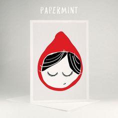 Image of Little Red Ridding Hood #kids_happy_birthday_wishes #cards_for_kids #mothers_day_greetings_messages #greeting_of_the_day #grusskarten_bilder #web_grußkarten #kinder_geburtstag_karten #glückwünsche_zum_geburtstag_kinder
