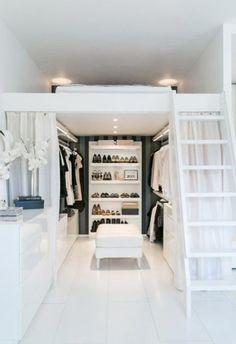 Preciosos dormitorios en altillos | Mil Ideas de Decoración
