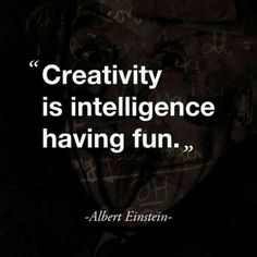 Funny pictures about Creativity according to Einstein. Oh, and cool pics about Creativity according to Einstein. Also, Creativity according to Einstein. Citations D'albert Einstein, Citation Einstein, Albert Einstein Quotes, Great Quotes, Quotes To Live By, Inspirational Quotes, Inspiring Sayings, Motivational Monday, Simple Quotes