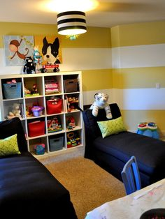 Kids Playroom Design, Pictures, Remodel, Decor and Ideas - page 16