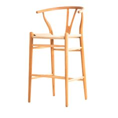 Wishbone Bar Stool -  Bluesuntree - £150