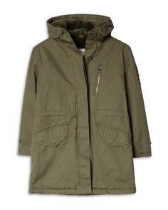 Jessie, Hooded Parka, Kids Online, Girls Shopping, Big Kids, Military Jacket, Hoods, Raincoat, Amp
