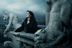 Angelina Jolie by Annie Leibovitz for Vanity Fair 2005