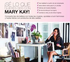 from La Imajen deColombia Imagenes Mary Kay, Mary Kay Ash, Mary Kay Cosmetics, Tips Belleza, Glamour, Pure Products, Mk1, Spanish, Money