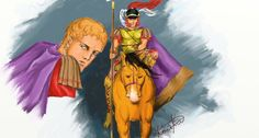 On the March. by PirraAiren. The Period Of Alexander The Great. Commander ἑταιρεῖος.