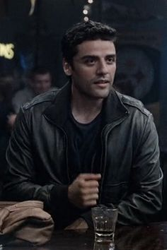 """Oscar Isaac as Michael Perry in """"Won't Back Down"""" (2012)"""