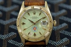 The unique history of the Rolex Thunderbird watch and it's history with the US Air Force
