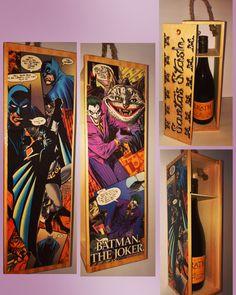 Another #SantasStash for #Santa🍾 #giraffesoul #girrafesoulshoes #AnAmazonMakesArt #batman #joker  #batmanandjoker #batmanforever #brucewayne #comicbookart #geekygirlsrock #bringingnerdyback #americaslargestchristmasbazaar #customart #christmaspresent Custom Art, Comic Books Art, Christmas Presents, Giraffe, Nerdy, Joker, Batman, Painting, Xmas Gifts