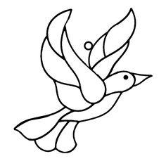 free bird pattern