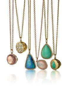 Irene Neuwirth - @Barneys New York Spring '12 Jewelry Lookbook