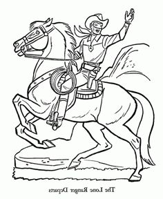 lone ranger lego coloring pages - photo#40