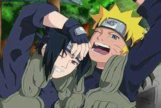 Sasunaru, Naruto Uzumaki, Sasuke X Naruto, Kakashi Sensei, Naruto Comic, Naruto Cute, Narusasu, Anime Naruto, Manga Anime