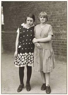 August Sander 'Blind Girls', 1930, printed 1990 © Die Photographische Sammlung/SK Stiftung Kultur - August Sander Archiv, Cologne; DACS, Lon...