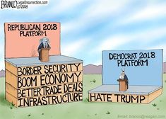 Feb23.2018 So far: number of new jobs added at record high, unemployment rate for blacks is down to 40 yr record low, Charter Schools plan would allow blacks go to better schools, Wall started get rebuilt in Calexico/San Diego, Plan to allow 1.8 mil DACA etc. Democrats campaign fund -40 mill in dept? Guess Dems don't like Dem Dems either.