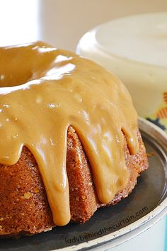 This deliciously dense flavorful Brown Sugar Pound Cake is just what your dessert table needs! A very moist delicious bundt cake filled with toffee bits, b Fall Cake Recipes, Pound Cake Recipes, Fall Desserts, Dessert Recipes, Thanksgiving Recipes, Cookbook Recipes, Christmas Recipes, Cupcake Recipes, Yummy Recipes