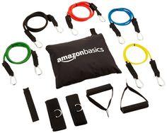 AmazonBasics Resistance Band Set