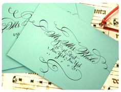 Beautiful caligraphy