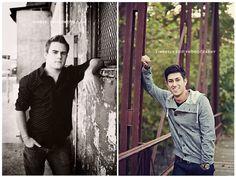 Tips for posing senior boys for their senior portraits!