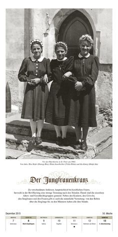 Menschen und ihre Geschichten · Der Jungfrauenkranz