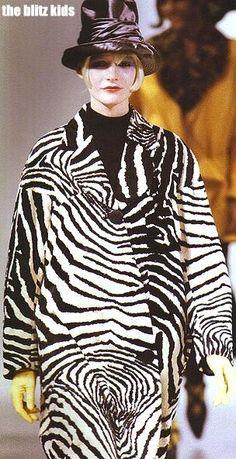 1987-88 - John Galliano show Galliano Dior 274fa530e2