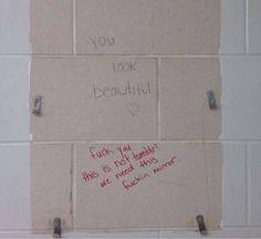 Funny Bathroom Wall Graffiti the 50 best bathroom graffiti pictures in internet history