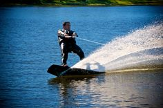 Growing up, we went wakeboarding after school as a normal at-home extracurricular activity!... miss it! Clint Baker Photography