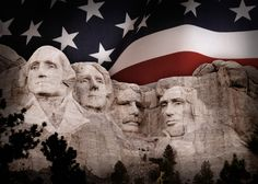 Presidents' Day On the third Monday in February Americans remember the achievements of two of the nation's greatest presidents, George Washington and Abraham Lincoln. Both have birthdays in February Monte Rushmore, American Pride, American History, American Flag, American Spirit, American Soldiers, I Love America, God Bless America, America America