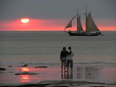 Beautiful Cable Beach Sunset, Broome