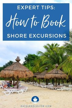 To help you plan the ultimate cruise vacation, we have put together our expert tips for booking the perfect shore excursions. #cruise #cruiseplanning #cruisetips #thingstodo #eatsleepcruise Packing List For Cruise, Cruise Tips, Cruise Travel, Cruise Vacation, Cruise Excursions, Cruise Destinations, Shore Excursions, Cruise Ship Reviews, Cruise Pictures