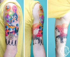 followthecolours candelaria Carballo 22 #tattoofriday   Candelaria Carballo