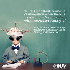 Do you know what innovation really means? http://www.digitaltonto.com/2013/what-is-innovation/