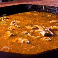 ina garten: swordfish curry : ina garten enjoys the slow burn of