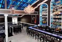 Best Sushi Ever!!  So far.. Beauty in Bars – Czar Ice Bar, Buckhead, Atlanta