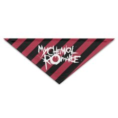 ALIIXUN2 My Love Chemical Romance Pets Dogs Cats Puppy Bandana Bibs Triangle Head Scarfs Accessories -- See this great image  : Dog Bandanas