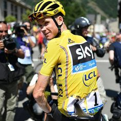 Chris Froome stage 8 TDF2016