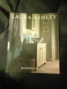 On display in the showroom from mid January the fabulous range of bathrooms from Laura Ashley