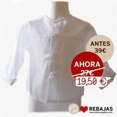 Blusa cuello caja en suave algodón blanco en www.nollorespatito.com